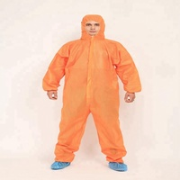 Disposable Microporous Paint Suits and Cleanroom Coveralls