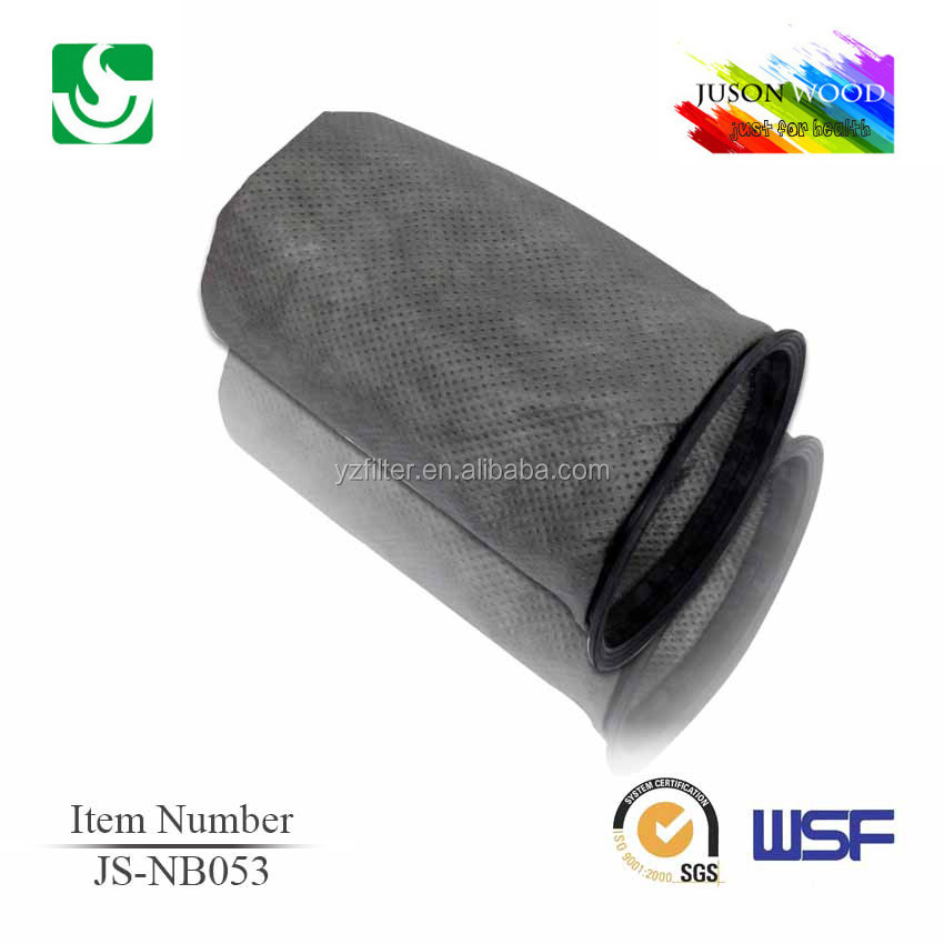 JS-NB053 good quality best price numatic henry vacuum cleaner fabric bags