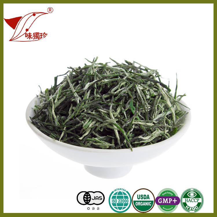 gift packing green tea china famous green tea with organic