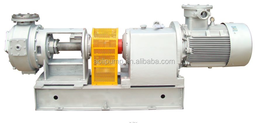 Electric Gear Oil Pump for Crude Oil and Lobe Oil