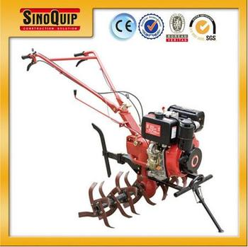 Professional Walking Tractor Honda Power Tiller With Competitive Price