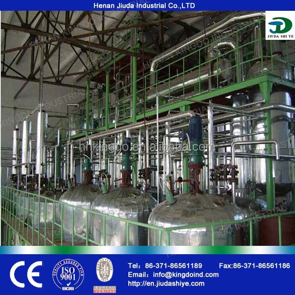 Small Biodiesel Production plant, biodieseng machinery to bio fuel from waste cooking oil