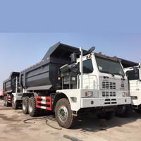 Big cargo light weight dump truck for sale