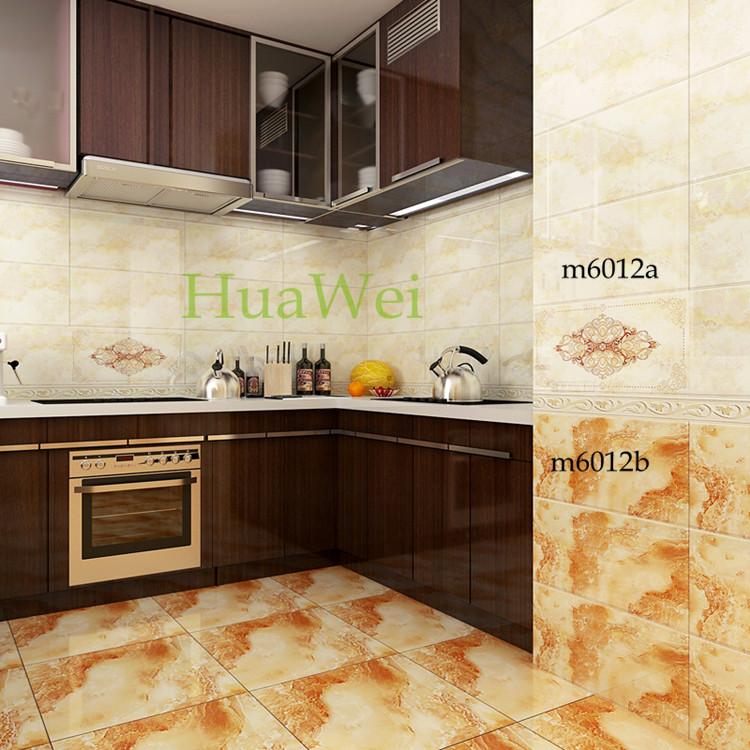 Interior Wall Tiles Designs / 2x2 Ceramic Tile / Kitchen Tile Price ...