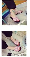 Best 959 Ladies New Design laser material flat shoes