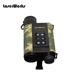 High quality AA batteries 805nm easy operating infrared night vision monocular