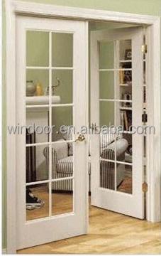 experiente f brica fornecimento de pl stico portas interiores com vidro duplo temperado vidro da. Black Bedroom Furniture Sets. Home Design Ideas