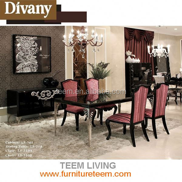 modern extendable dining table natural oak dining table and chair set wood round chinese dining table