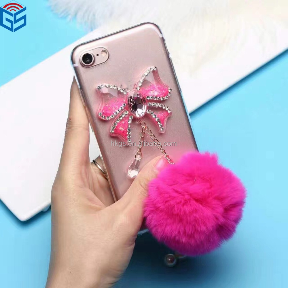 new arrival e2bc1 c087e Www 69 Fluffy Pom Pom Ball Phone Case For Iphone6 6 Plus You Pom 18 - Buy  Www Pom Com,69 Pom Pom,You Pom 18 Product on Alibaba.com