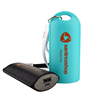 emergency mini powerbank charger 4400mah with handy key chain cable