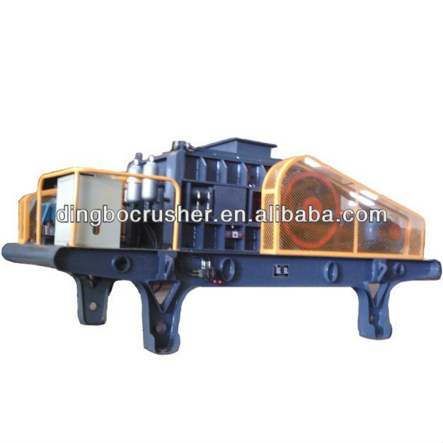 Hydraulic Roller crusher,hydraulic concrete crusher
