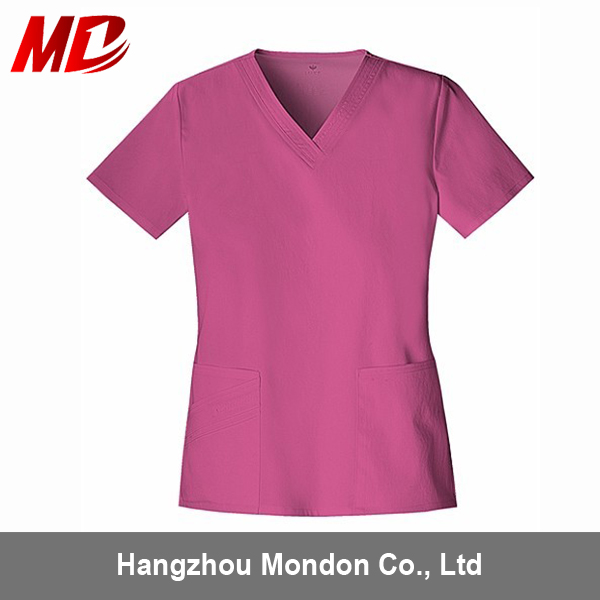 China Factory Customized Nursing Scrub Suits for Women