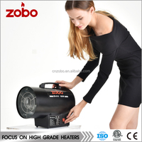 Best Price Forced Air Gas Of LPG / Propane Heater With Portable Handlebar