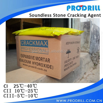rock melting chemical/rock blasting chemical/rock breaking chemical