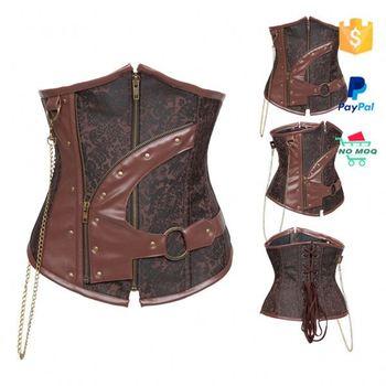 f9e31f6a6 Custom Made Plus Size 6xl Leather Corset Teddy - Buy Leather ...