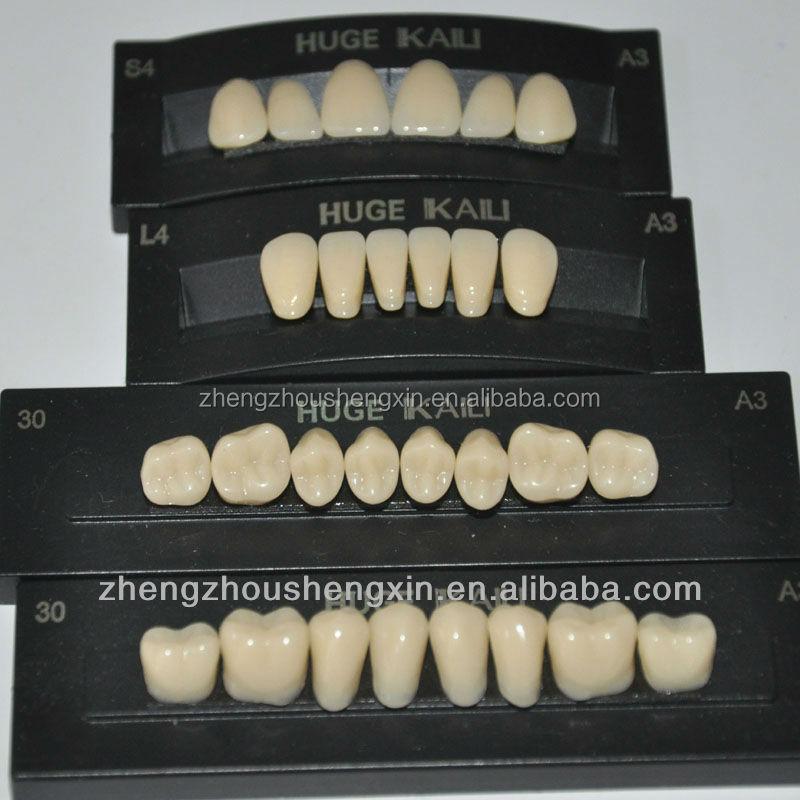 Dental Huge Kaili Teeth/ Acrylic Denture Teeth/false Teeth ...