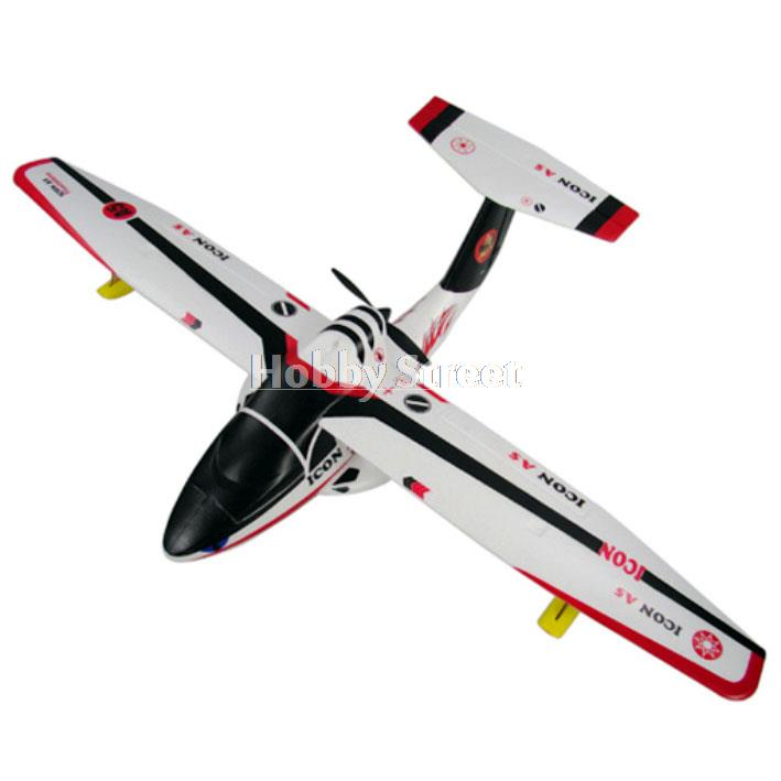 icon a5 seaplane epo 1380mm large size scale model airplane rc hobby flying aircraft popular toy. Black Bedroom Furniture Sets. Home Design Ideas