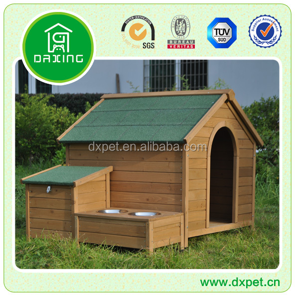 DXDH018 wooden kennels for dogs