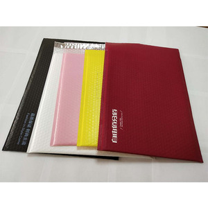 Environmentally friendly customized size colour mail bubble bag co-extruded envelope logistics bag