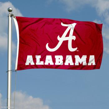 3193e1bc974 Custom Logo 3x5 Ft Alabama Crimson Tide Flag With Eyelets - Buy ...