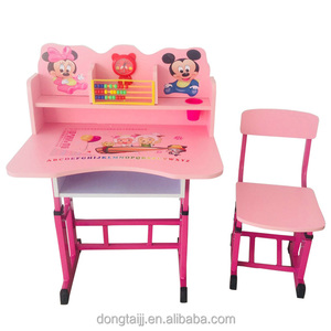 2018 New wooden children table,children table chair,kids study table and chair