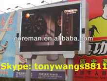 full color outdoor led p16mm display billboards/ p10 p12 p20 p25 video waterproof led billboard display/ p10 outdoor led screen