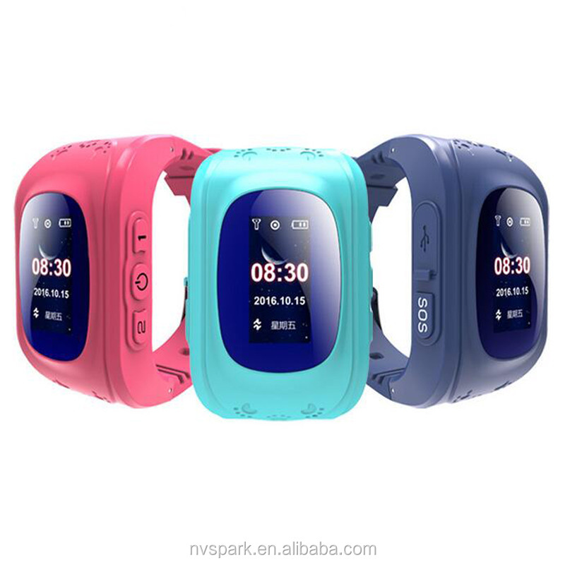 Q50 Smart Watch OLED Screen cheap Bluetooth SOS Phone Call GPS Watch