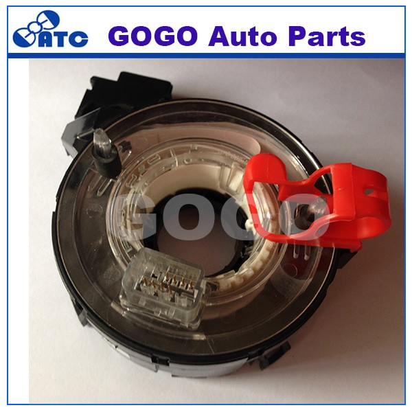 Clock Spring Airbag Spiral Cable Sub-Assy Steering Wheel Hairspring for VW Golf GTI Jetta MK5 Audi A3 1K0959653C