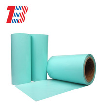 2018 Professional Supplier 62g-80g Blue Glassine Release Paper