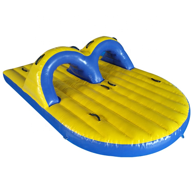 2019 Funny Big Floating Inflatable Walk On Water Walking Shoes for Adults