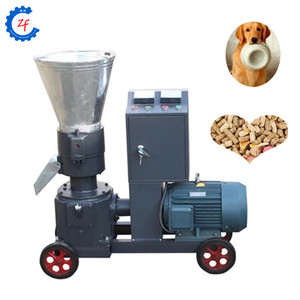 Chicken manure fertilizer pellet making machine/wood pellet machine price