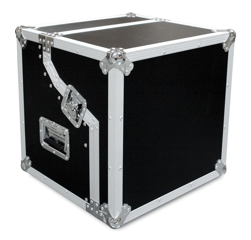 aluminum transport road 19 inch rack flight cases turntable flight cases dj table flight case