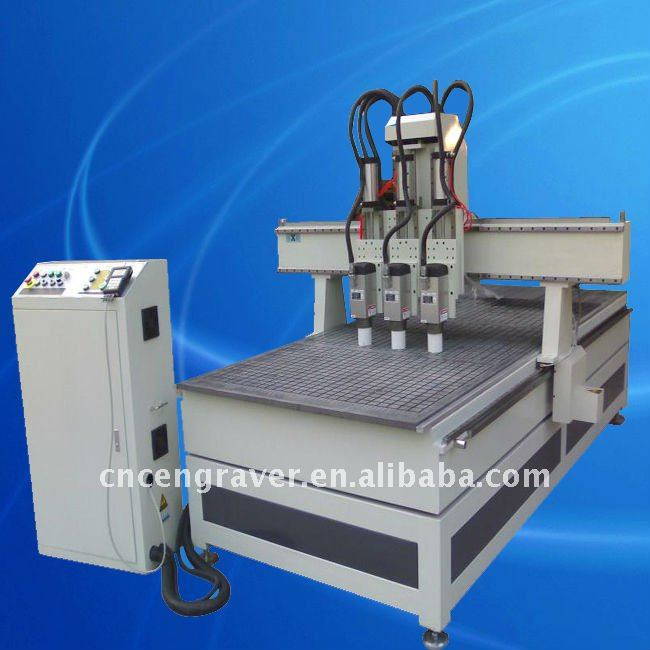 TSW1325s cnc router multihead wood carving machine