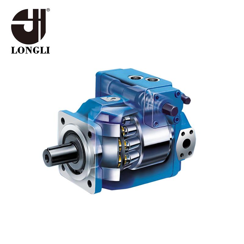A4V Rexroth hydraulic axial piston pump skid steer parts