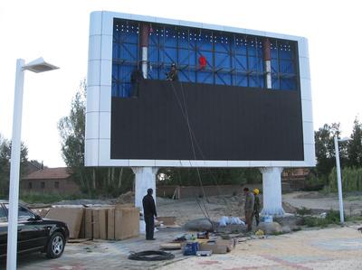 Новый продукт наружный P2.5 светодиодный дисплей модуль 160x160 мм HD наружная водонепроницаемая панель