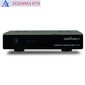 4k stalker iptv dvb s2x tv decoder twin dvb s2x/s2 + dvb t2/dvb c zgemma  h7s support ci+