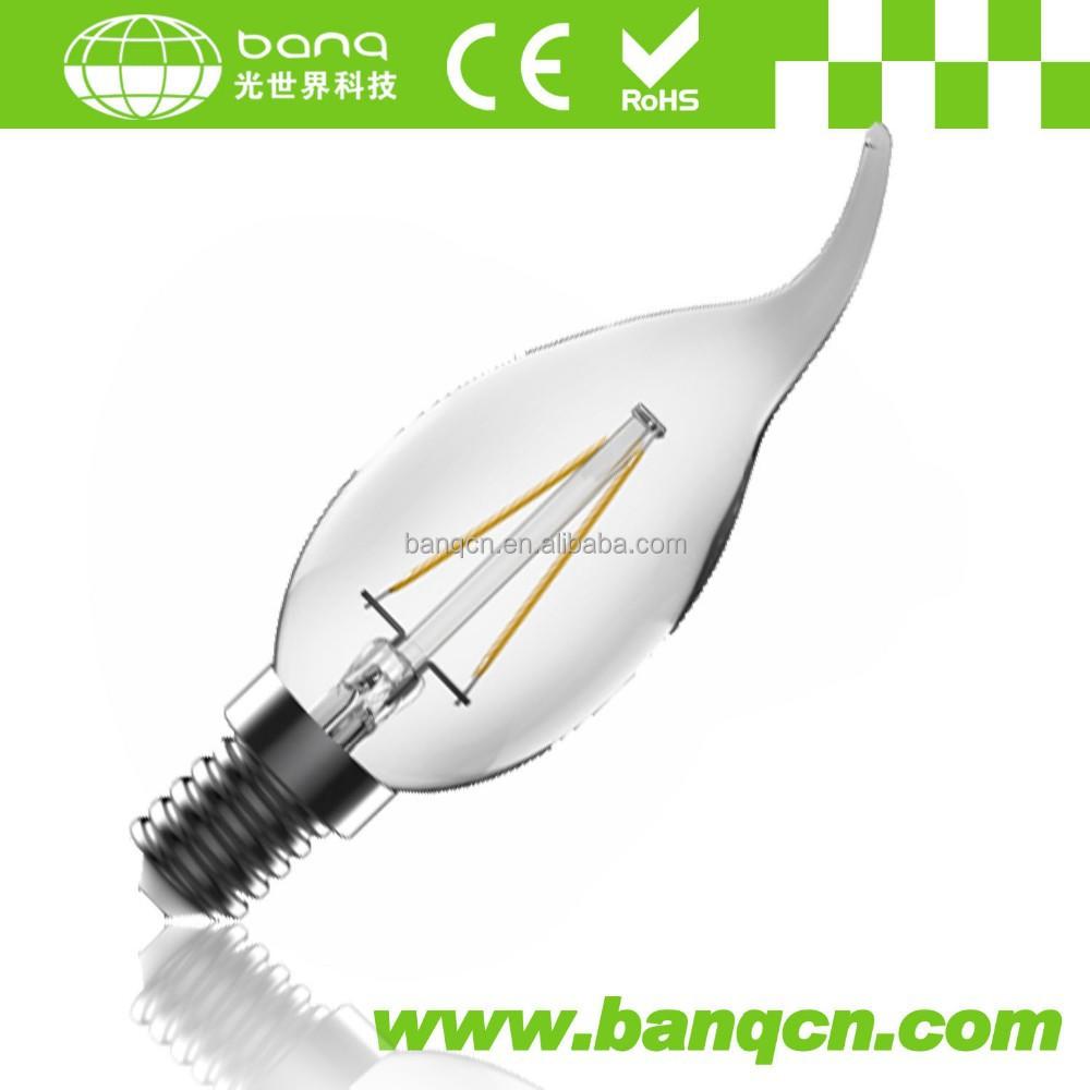 Banq Led Filament Cob Bulb With E14,E27,B22 Base
