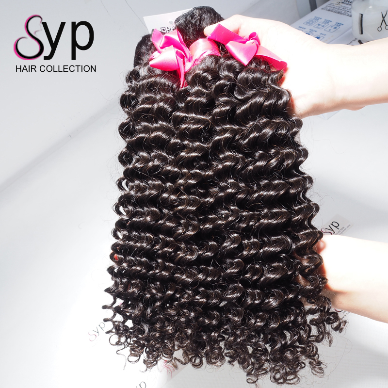 Weaving Expression Curly Hairbraiding Extensions Of Virgin Human