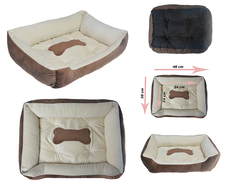 Sunland wholesale comfy luxury pet dog bed