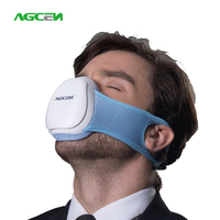 Wearable Pollution Dust Snorkel Mask Personal Air Cleaner PM2.5 Mask N95 Air Purifier Face Mask For Runner