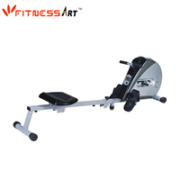 Fitness Equipment Foldable Rower Type Home Use Rowing Machine RM2104