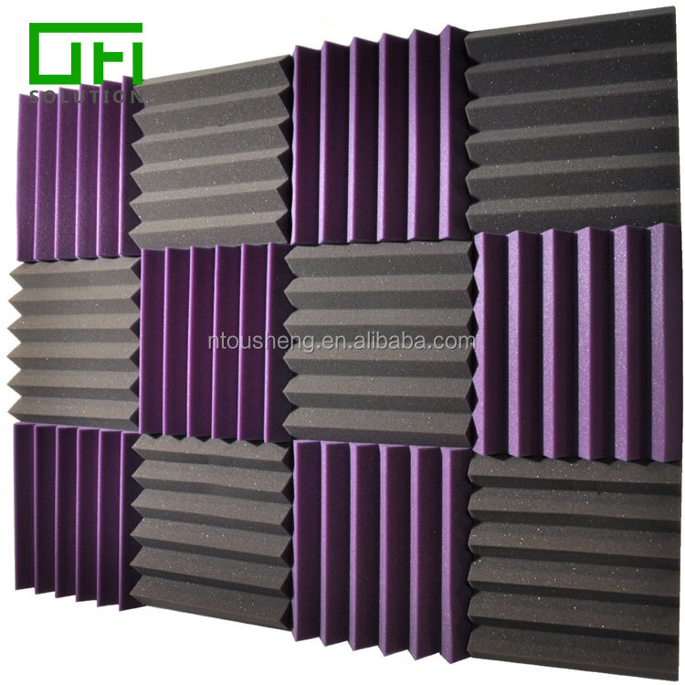 Recyclable Decorative Soundproof Foam Acoustic <strong>Panels</strong>