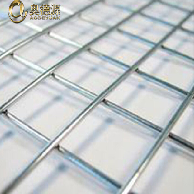 China Stainless Steel Welded Wire Mesh Panel Wholesale 🇨🇳 - Alibaba