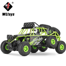 Wltoys New Toy 1/18 Electric six-wheel RC Wall Climbing Car Toys