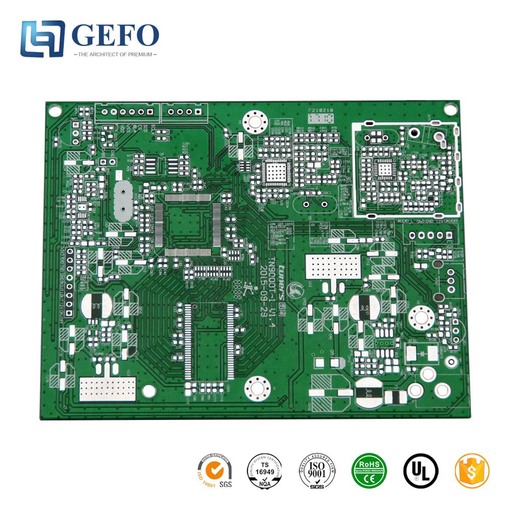 4 Layer Printed Circuit Board Wholesale Suppliers Rigidflex Boards Are Composed Of A Combination Rigid And Alibaba