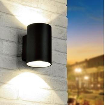 One Stop Solution Service High Brightness Aluminium Fancy Wall Light Modern  Up Down Light Wall