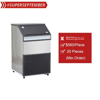 60KG ice cube commercial ice machine