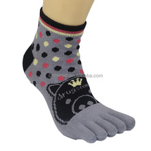 Top sell different kinds of sportsc senior socks with logo and pattern