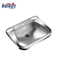 Guaranteed Quality Proper Price New Arrival Latest Design Stainless Steel Wash Basin