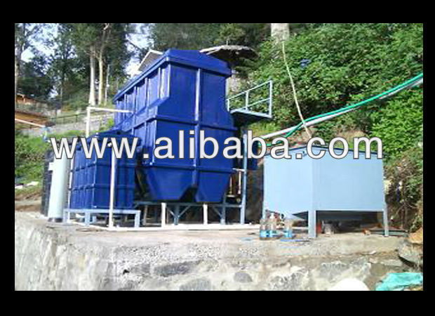 Packaged Sewage Treatment RBC